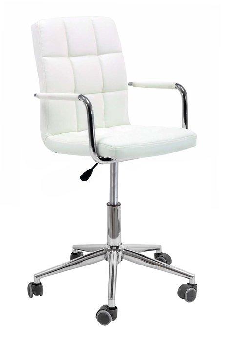 Офисный стул Rosio белого цвета