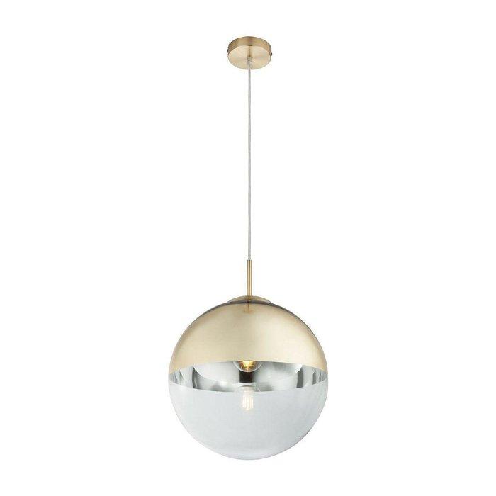 Подвесной светильник Varus с круглым плафоном