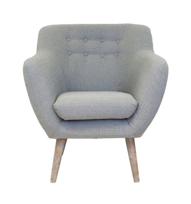 Кресло Fuller grey