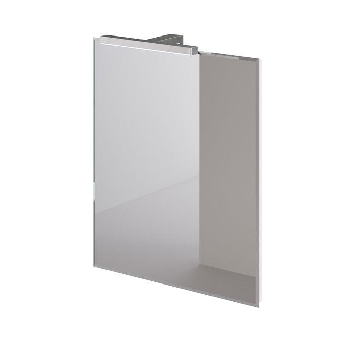 Настенное зеркало White 60х70 с подсветкой