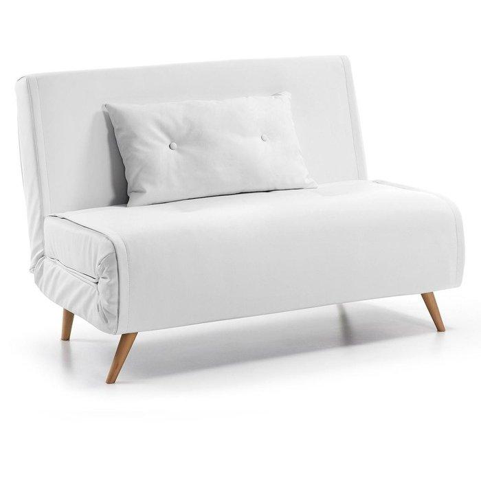Диван-кровать Tupana белого цвета