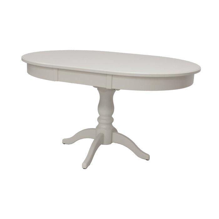 Стол раздвижной Мичиган 2Р белого цвета
