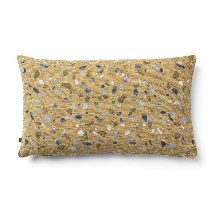 Чехол для декоративной подушки Marais fabric terrazzo mustard