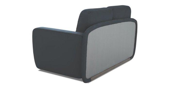 Кушетка-кровать Альта темно-серого цвета