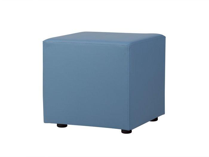 Пуф Rubik синего цвета