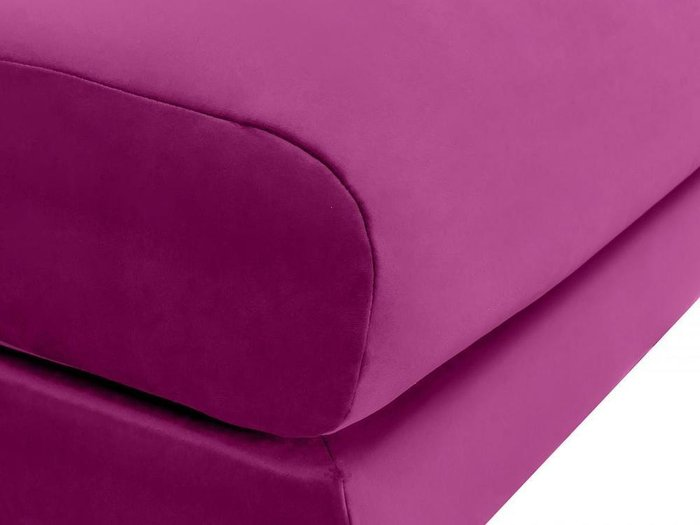 Пуф Italia фиолетового цвета