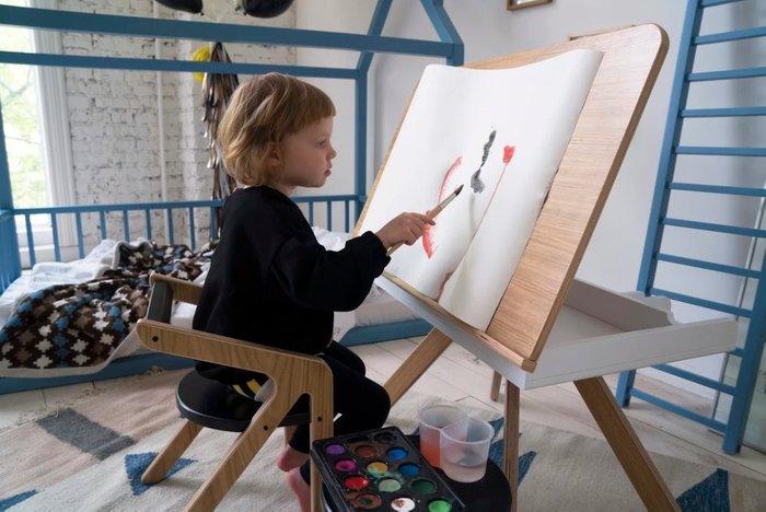 """Стол-мольберт """"Malevich"""" синий 1.5-5 лет"""