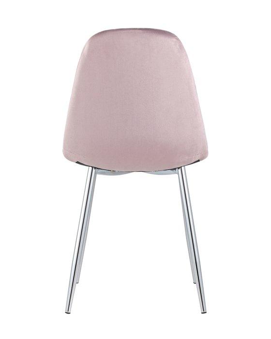 Стул Валенсия розового цвета