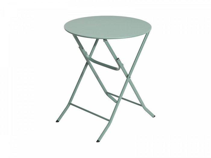 Стол Breeze Green из металла