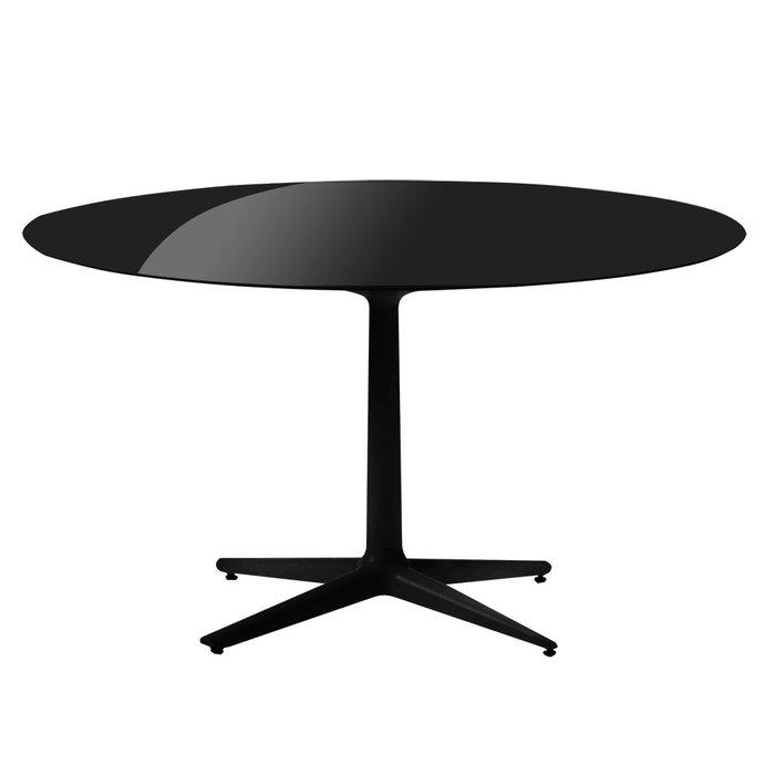 Обеденный стол Multiplo черного цвета