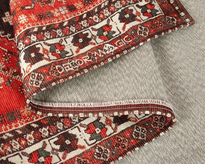 Ковер Urban Oriental красного цвета 60х160