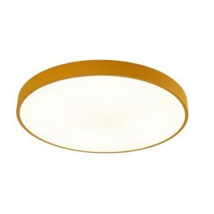 Потолочный светильник желтого цвета