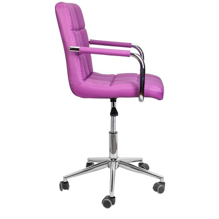 Офисный стул Rosio фиолетово-пурпурного цвета