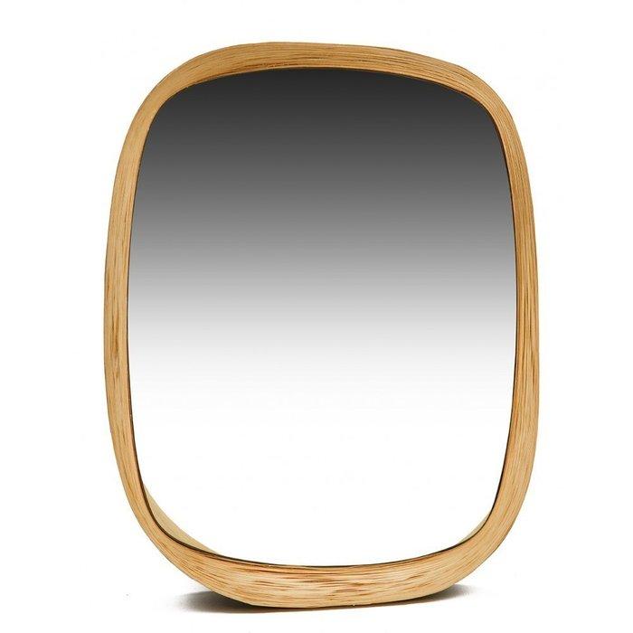 Зеркало Cos в деревянной раме
