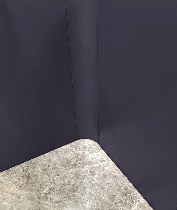 Кровать Briotti цвет Лазурь 160х200