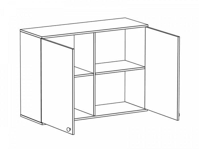 Шкаф Play с двумя отделениями.