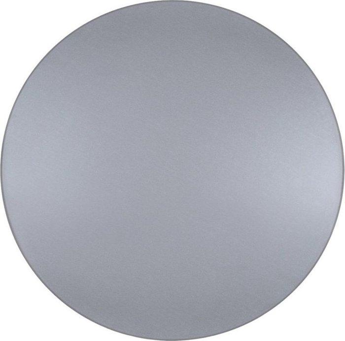 Барный столик Top Top Bar серебристого цвета