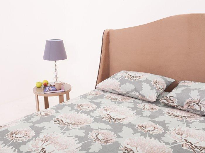 """Кровать """"Soul"""" с высокой спинкой и декоративными элементами 160х200 см"""