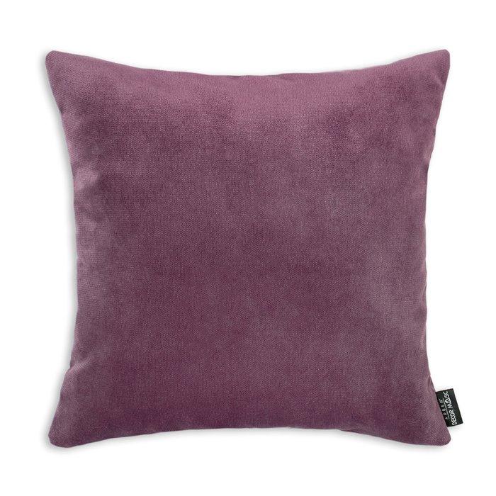 Декоративная подушка Lecco Plum из полиэстера