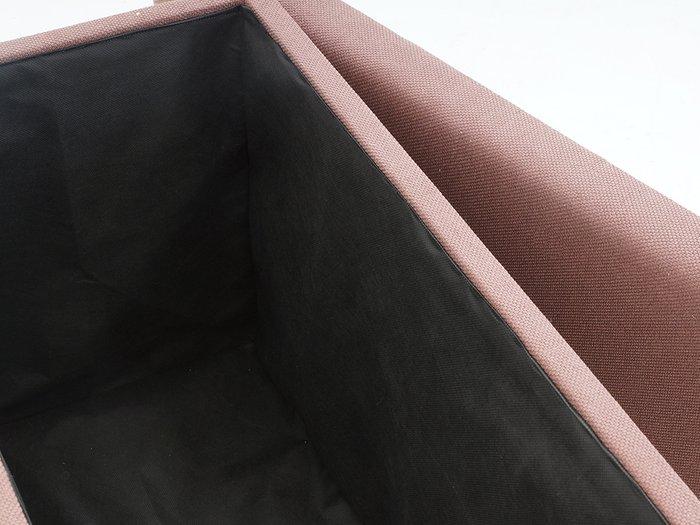 Пуф с ёмкостью для хранения Craft3 коричневый