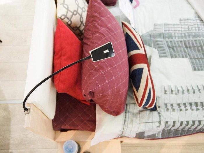 """Кровать """"Uno"""" с подъёмным механизмом 90х200 см"""