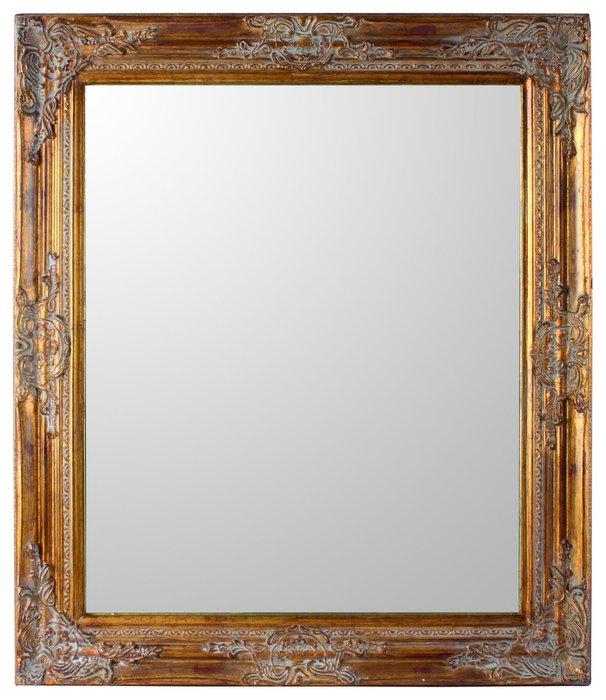 настенное зеркало золотое