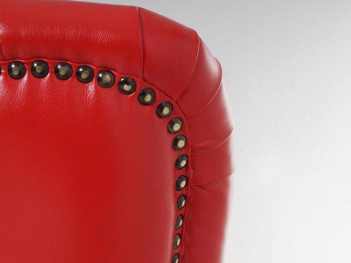 Кресло Barbara красного цвета