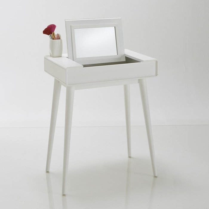 Туалетный столик Jimi белого цвета