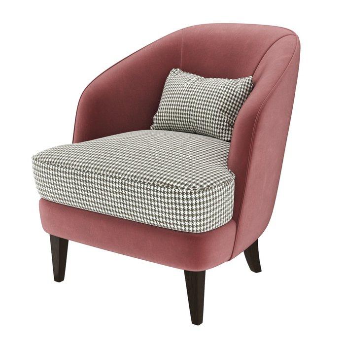 Кресло Ruta бордового цвета