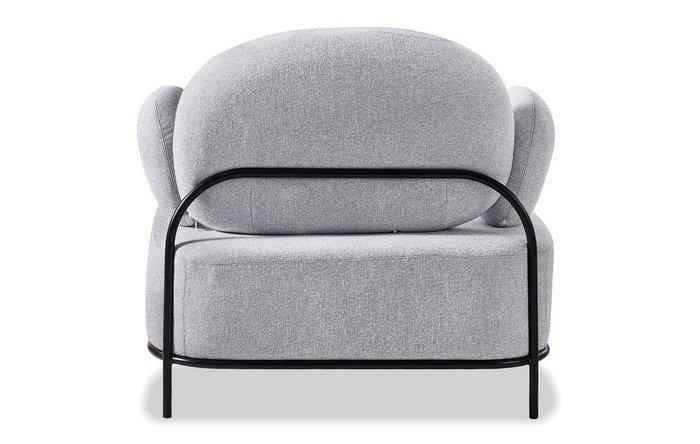 Кресло Coco серого цвета