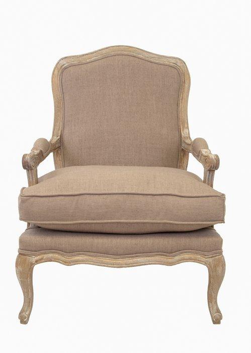 Кресло Nitro с каркасом из массива дерева