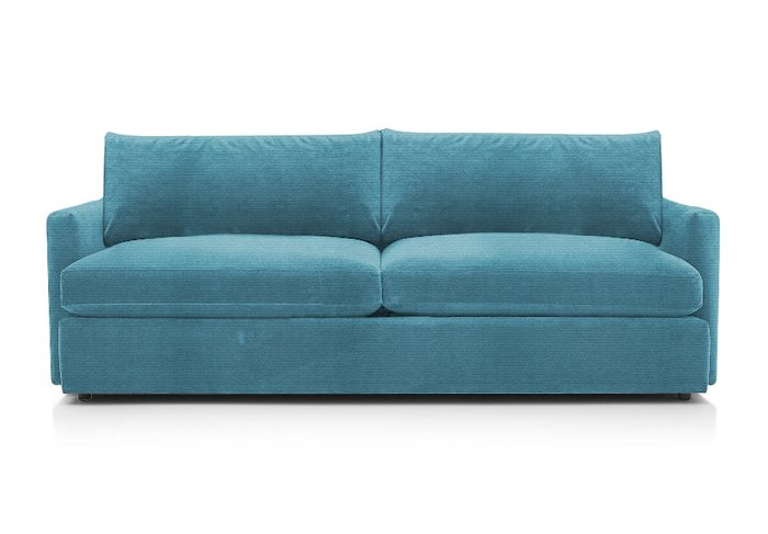 Диван-кровать Винс голубого цвета