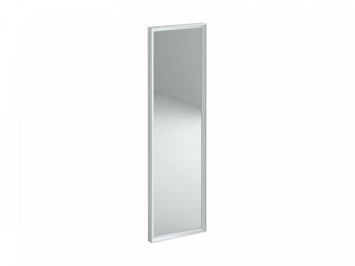 Напольное зеркало Reina в раме белого цвета