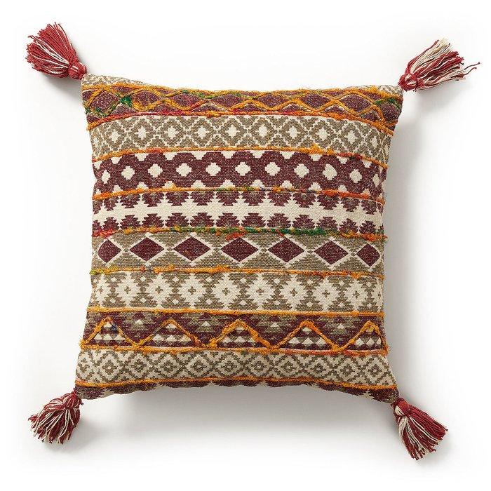 Чехол на подушку Global разноцветный 45х45