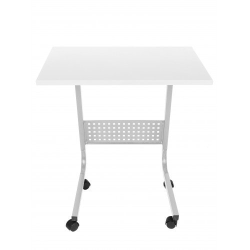 Прикроватный столик для ноутбука  Holidays белого цвета