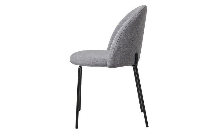 Обеденный стул Flory серого цвета