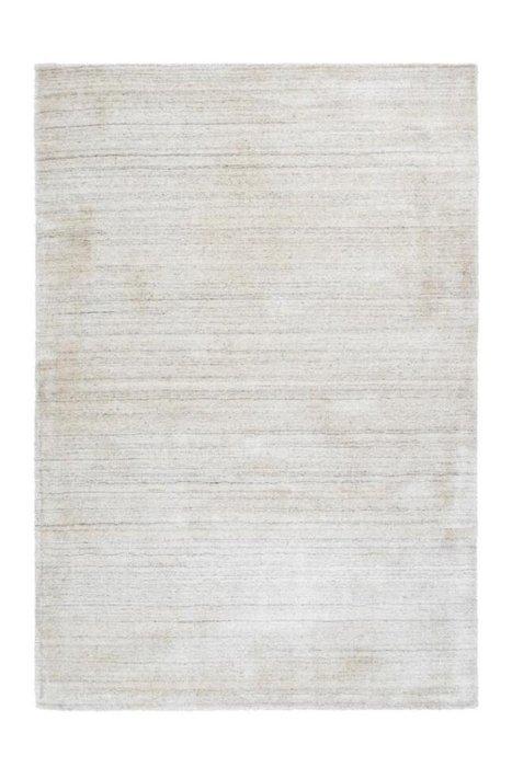 Однотонный ковер Natura бежевого цвета 80х150