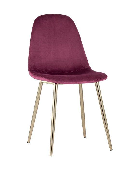 Стул Валенсия пурпурного цвета