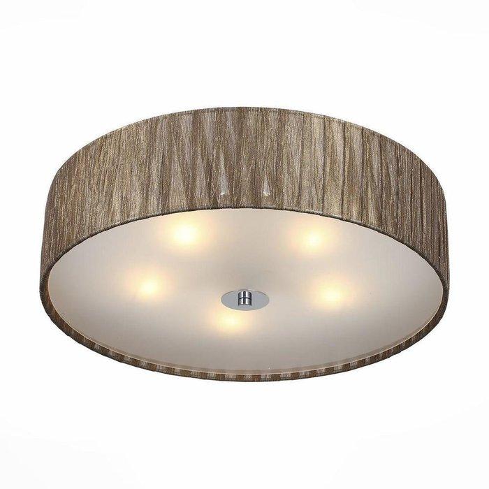 Накладной светильник Rondella с белым плафоном