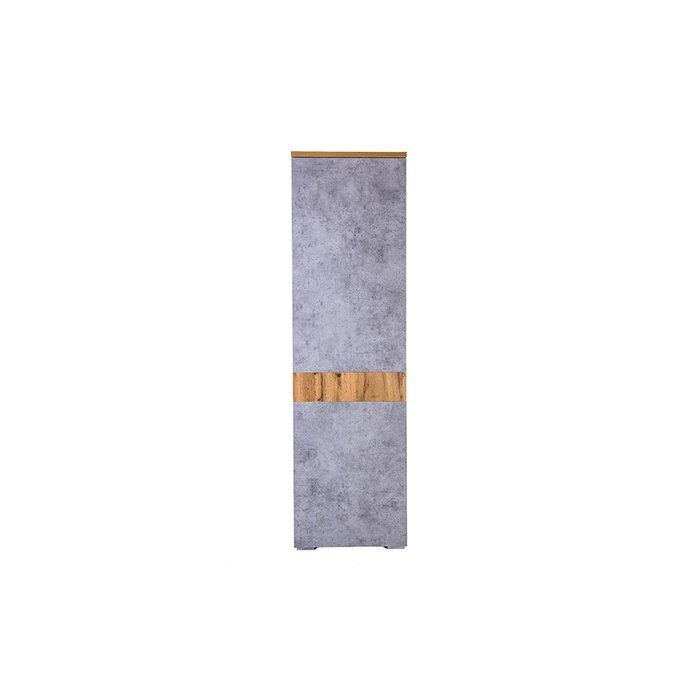 Шкаф Римини цвета Бетон чикаго