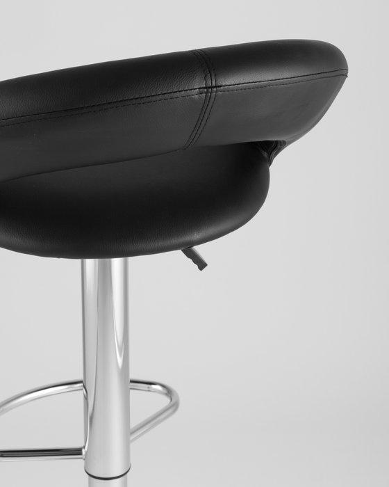 Барный стул Купер черного цвета