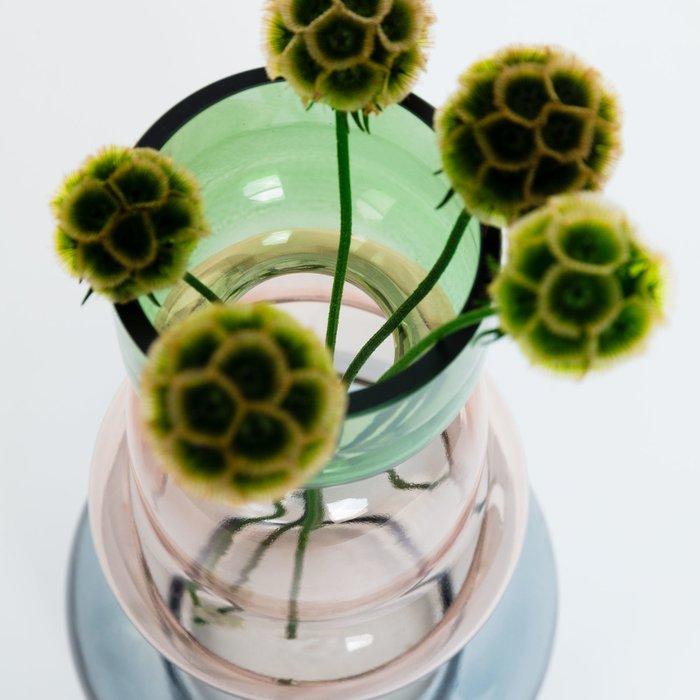 Ваза Large Astera Vase из стекла