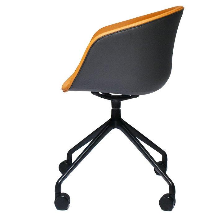 Кресло Hay Chair оранжевого цвета