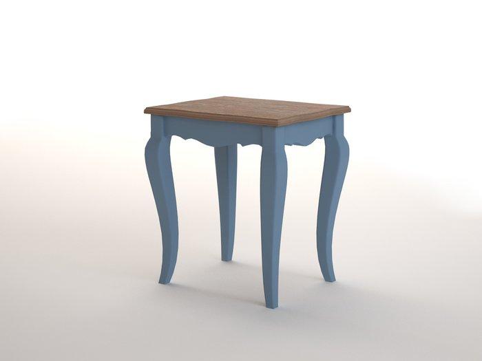 """Консоль """"Leontina"""" малая голубого цвета"""
