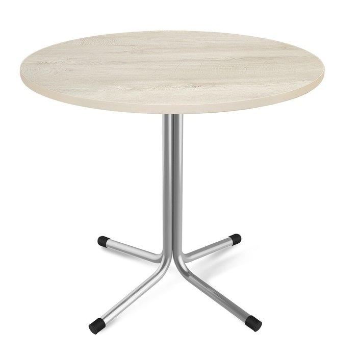 Стол обеденный Ramiro цвета дуб беленый