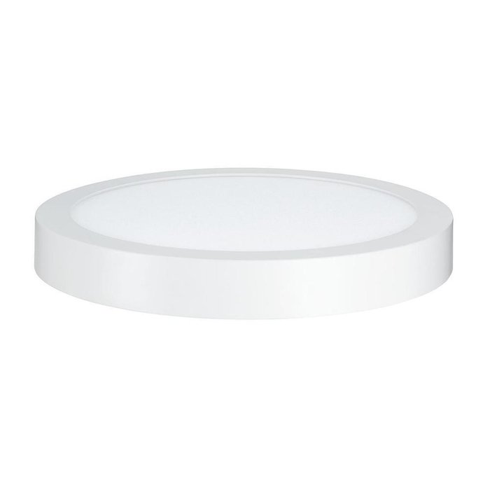 Потолочный светодиодный светильник Nox белого цвета