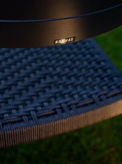 Кресло садовое Toronto цвета антрацит