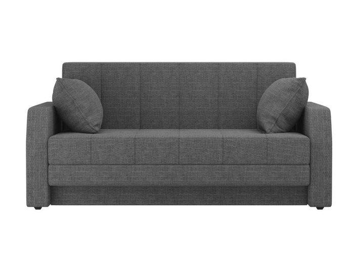 Диван-кровать Малютка серого цвета