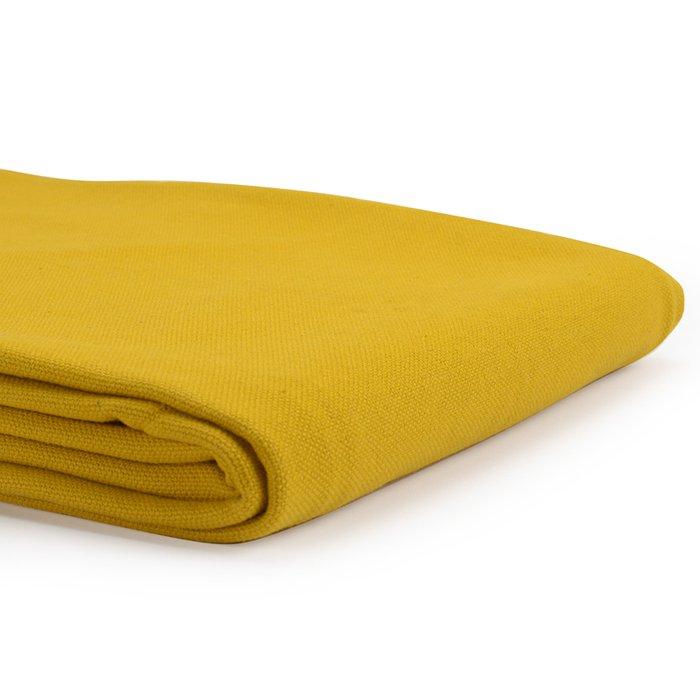 Покрывало Essential 230х250 желтого цвета