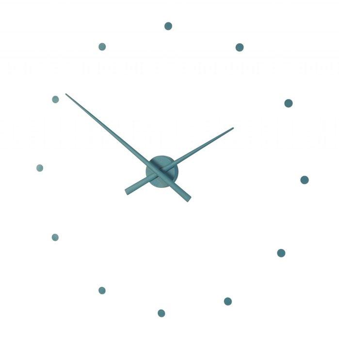 Настенные часы OJ Ultramarin из пластика